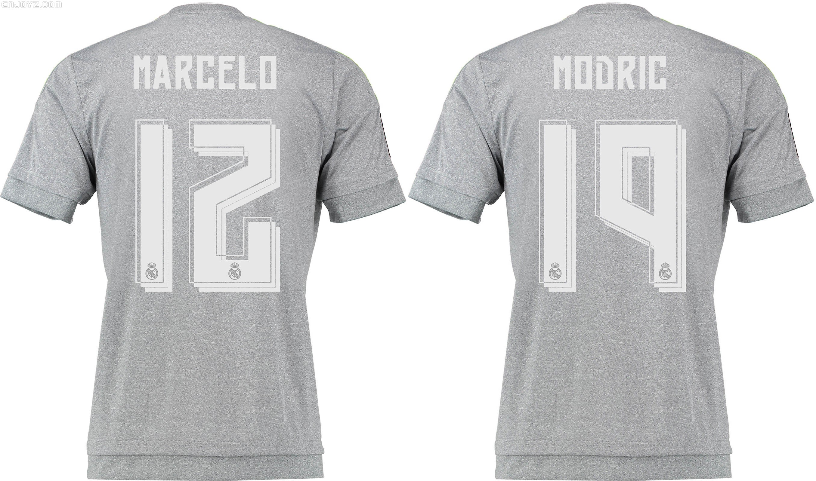 球衣号码及球员名所用的字体设计也是同时被正式发布