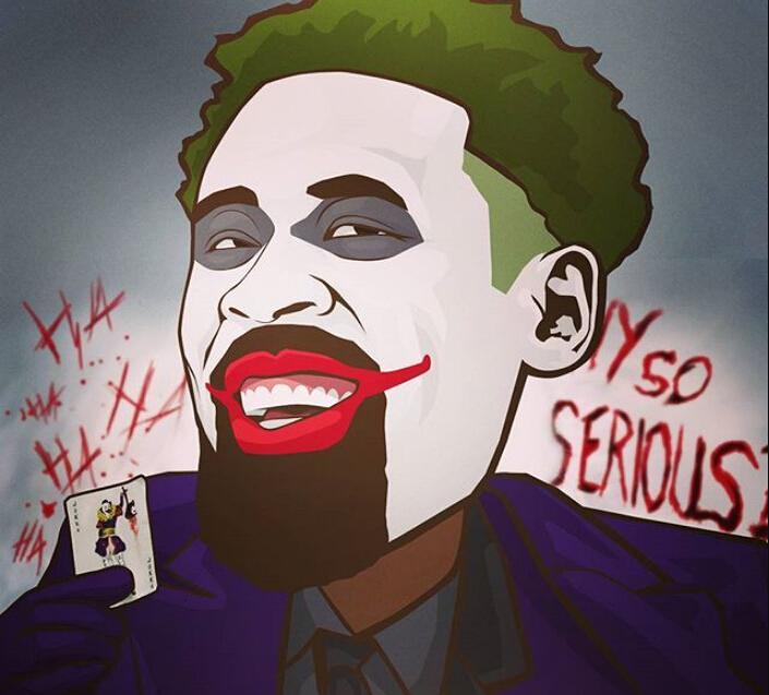 joker图片头像