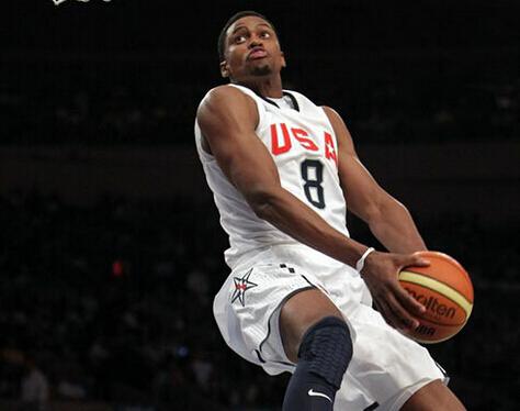 盖伊:希望能够征战里约奥运会